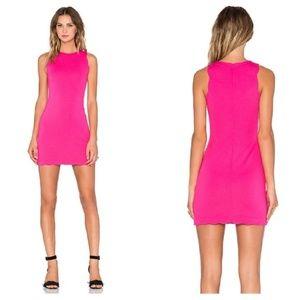1ed81c7e73e For Love And Lemons Dresses - Dress in Hot Pink